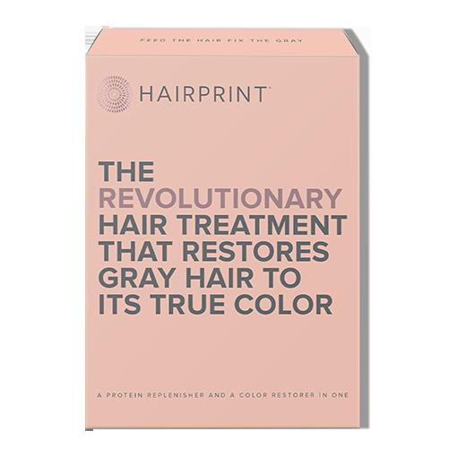 HAIRPRINT True Color Restorer | Kit-3: LIGHT BROWN