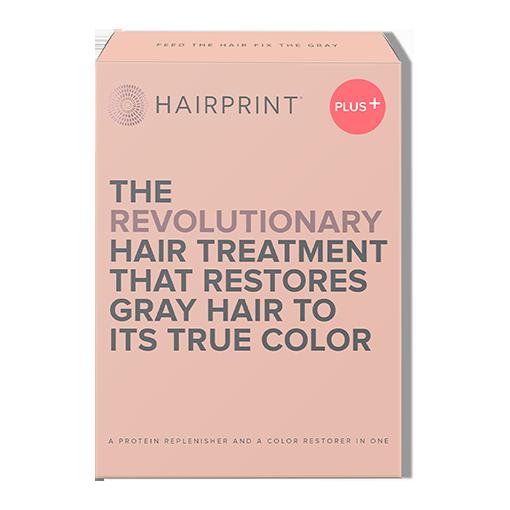 HAIRPRINT True Color Restorer Plus   Kit-2+: BROWN
